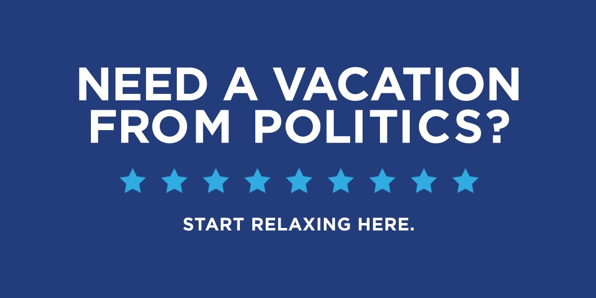 很多美國人有選戰後憂鬱症,加拿大旅行業抓住他們胃口準備用最爆笑方式「迎接所有美國人」!
