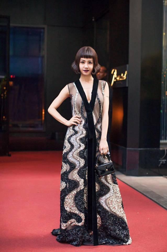 天后Jolin將參加「2016年度維多莉亞的祕密大秀」成為亞洲第一人!她的「透視裝」性感程度打敗一票西洋名人!