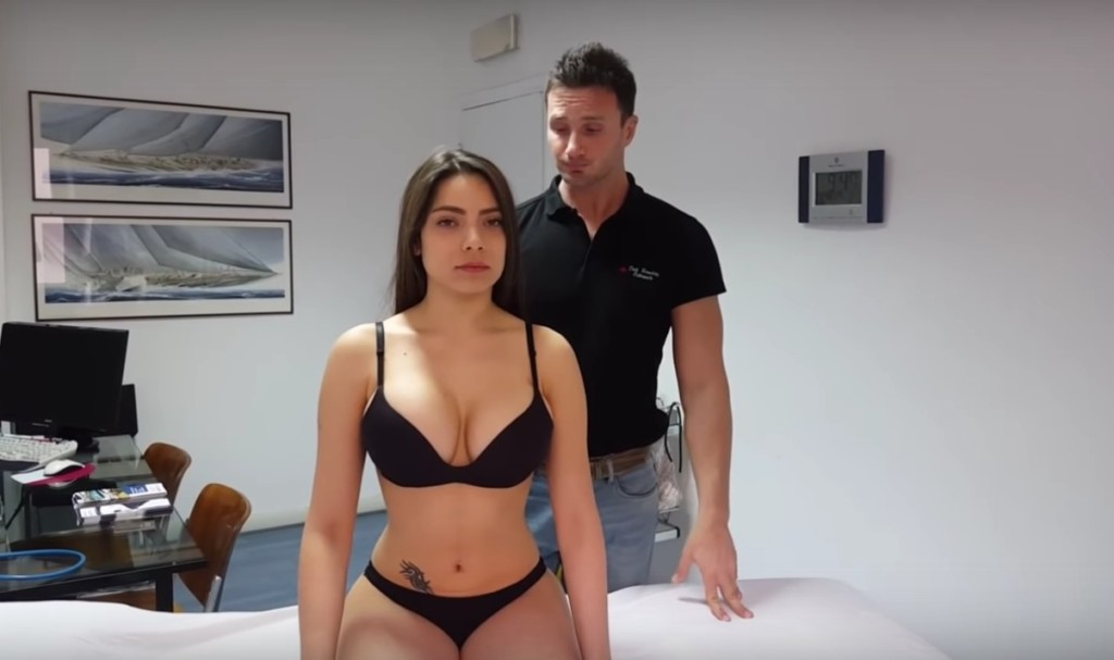 治療師的驚奇「整脊教學」影片在網路上爆紅,讓人不停按重播學習...