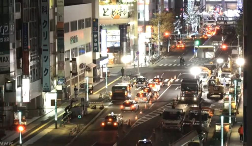 福岡博多車站「塌陷巨洞」過一週後,日本:「哪裡有洞?」。效率比台灣高N倍!