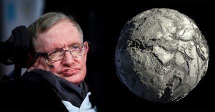 「人類只剩1000年可活!」傳奇學者霍金嚴厲警告:「必須放棄地球...」