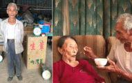 85歲薑農爺爺喪妻喪母又遇颱風毀薑園,堅強身影讓網友心疼:「用新台幣讓爺爺退休!」(內有訂購資料)