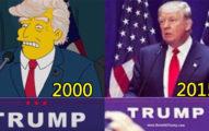 神預言!《辛普森家庭》早在16年前預告「川普當選美國總統」!美國的下場很慘...
