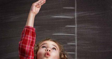 兒科醫生分享「未來小孩身高公式」 30秒算出簡單算出