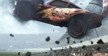 《汽車總動員3》預告無預警出爐,超黑暗巨型「脫離可愛」形象?
