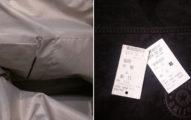 好市多買包包一打開「驚覺是退貨品」,網友:「可能是誤會...」