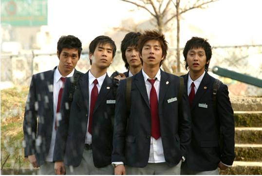12位「逆齡演出學生角色」的韓劇男神女神。近40歲演高中生還無違和的女神真的太強了!