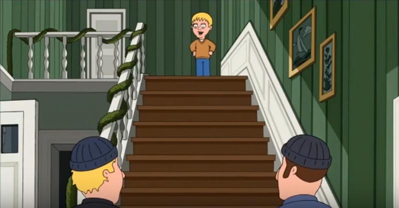 如果《小鬼當家》裡面的強盜不是白痴的話,這就是會發生的事情...(兒時記憶毀滅)