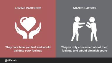 8種「恐怖控制狂 vs.甜蜜愛人」對比,對方有#1就快分手吧!