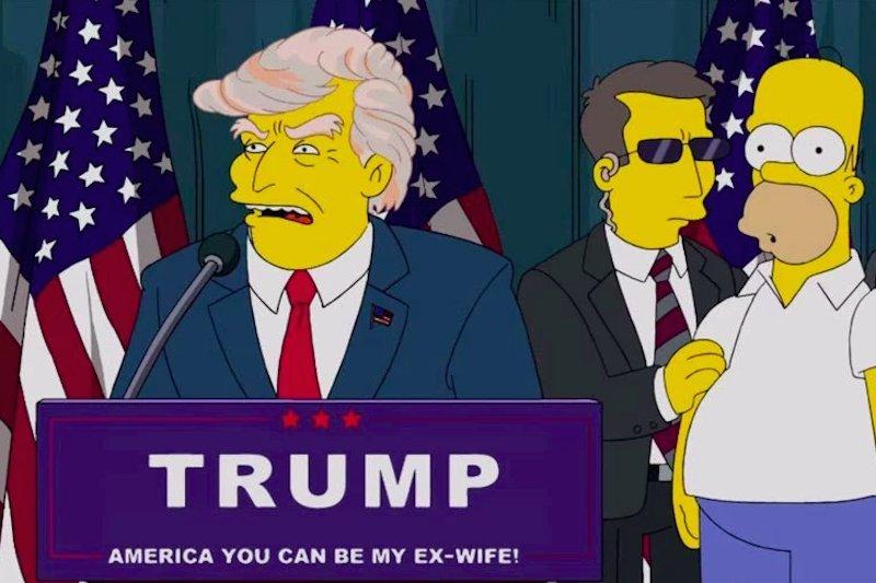 11個《辛普森家庭》除了川普當選總統之外更厲害的「超神準預言」。原來歐巴馬也在預言之中!