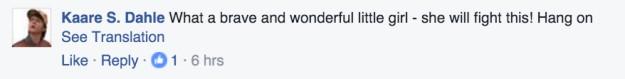 爸爸分享罹癌女兒「只剩一根睫毛」化療照,「幽默堅強宣言」無數網友含淚推爆!
