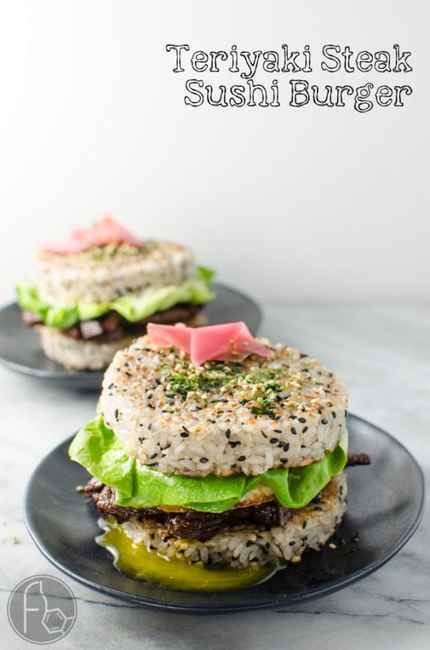 17個光用看就覺得賺到的「最潮新品種混血壽司」,#6會讓摩斯漢堡無敵!