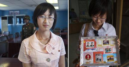 北韓少女「第一次踏出平壤」 以為漢堡是金正日發明、說米老鼠是中國人