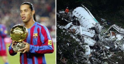 為了幫助空難喪失球員的不齊全巴西球隊,這些「傳奇足球員」自願加入巴西球隊!