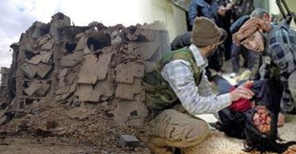 敘利亞停火但護士不想被「政府禽獸軍人強暴」,留下此遺書自殺。