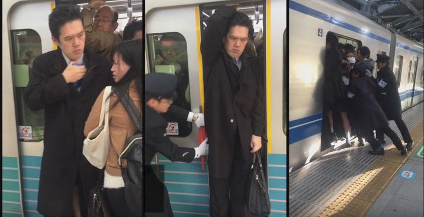 這就是為什麼日本自殺人數這麼多?看到東京男子看完手機後我已經崩潰了。