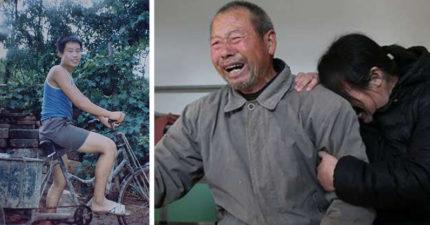 21歲聶樹斌被指姦殺女子冤死「可能有陰謀」,22年後終於沉冤得雪母親哭崩「正義來得太遲了」。