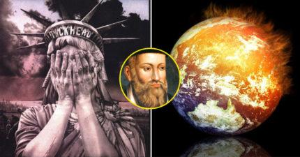 9件「預測到911的神預言家」預測2017年即將發生的「改寫歷史大事」,#7是最大好消息!