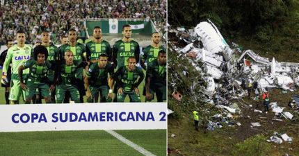 巴西隊發生空難不能出賽已經很可憐了,現在居然還要被罰100萬元...