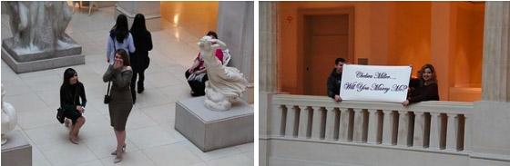 他請攝影師拍下「姐姐跟女友求婚」的珍貴畫面,旁邊路人「真心驚喜表現」網友都感動哭了!