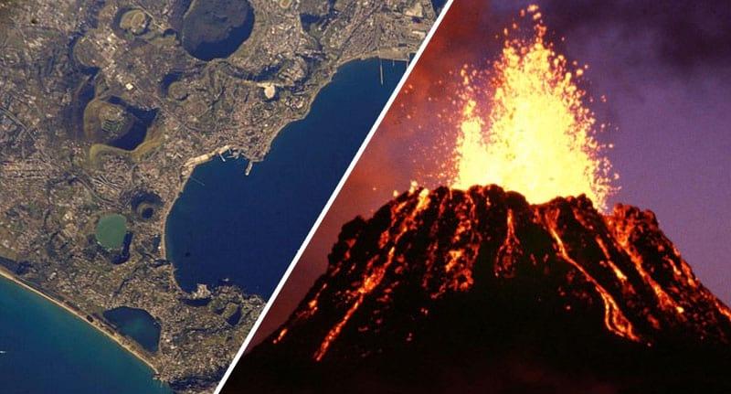 義大利沉睡4萬年的「超級火山」即將甦醒!科學家:「將摧毀半個義大利」。