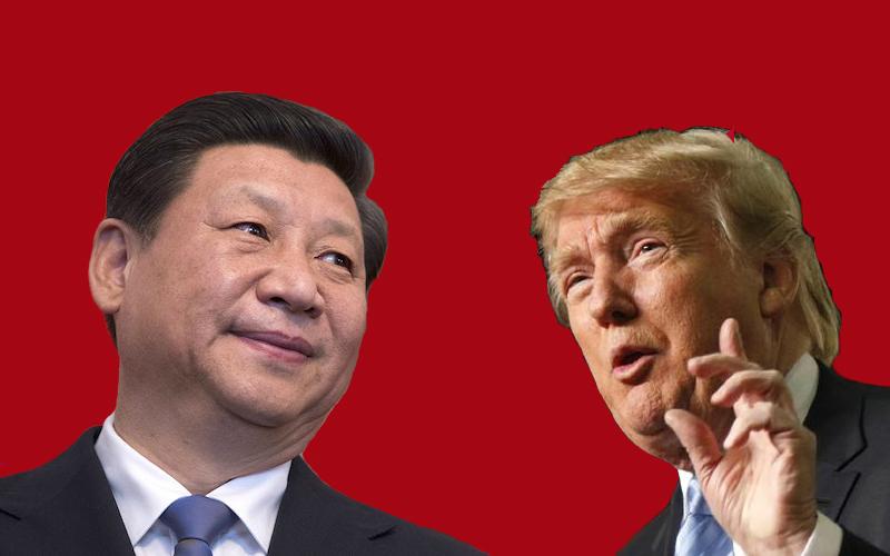 川普不甩中國發言再度發文怒嗆「中國貶人民幣有問過美國嗎?」,說到「南海」網友狂讚!