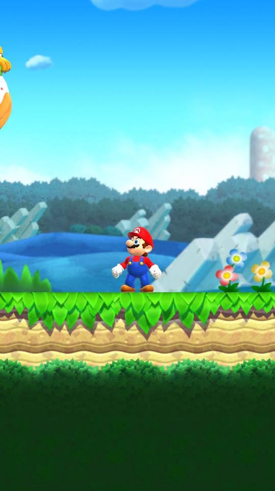 《超級瑪利歐酷跑Super Mario Run》「可單手玩」正式開放免費下載!但第4關讓網友立刻卸載!