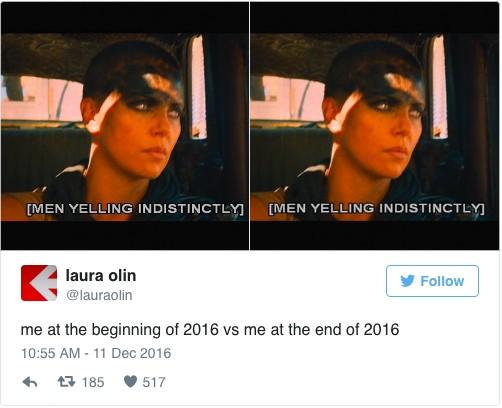 28個讓你了解今年到底有多難熬的「2016年初V.S年末中肯對比圖」,#8美國人看到都哭了...