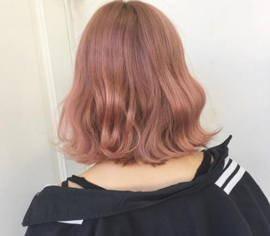 2018年的10種讓你美在起跑點「戀愛運滿滿」的最新夢幻髮色大公開!「氣質玫瑰金」超顯白!