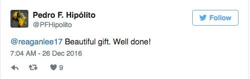 正妹「親手做出獨一無二聖經」送男友當聖誕節禮物,翻開每一頁「超可愛註解」這是真愛啊!