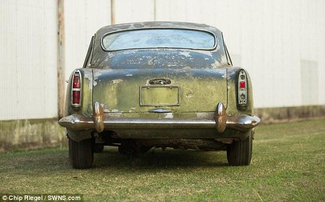 經典名車「被拋棄在樹林裡40年之久」身價反而高漲100倍,原貌「1600萬元出售」!