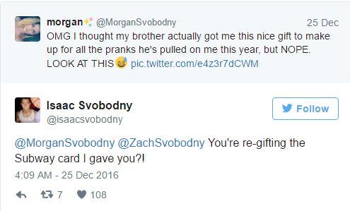 她收到哥哥送豪華跑車超開心,一看卡片「還沒有付錢」網友都爆粗口「殺了他」!