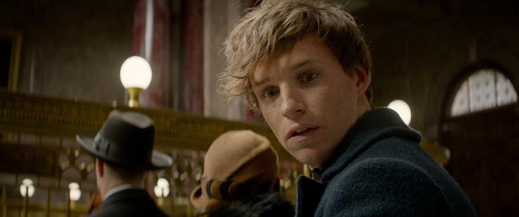 《怪獸》中的紐特其實在12年前的《哈利波特:第三集》就出現過了,「這一幕」就能清楚看到!