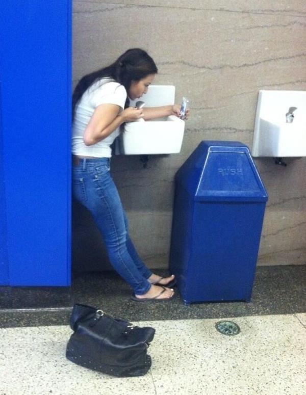 23張真相外露的爆笑「耍性感大失敗」照片!