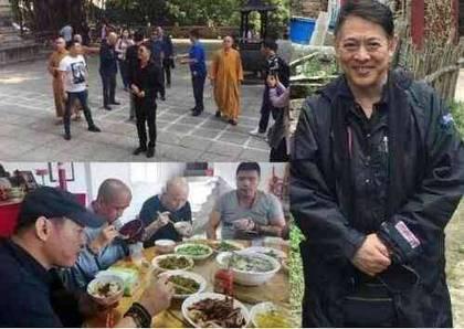功夫皇帝53歲李連杰自爆「離死亡不遠了」,近照超級憔悴像70歲老人「嚇壞粉絲」!