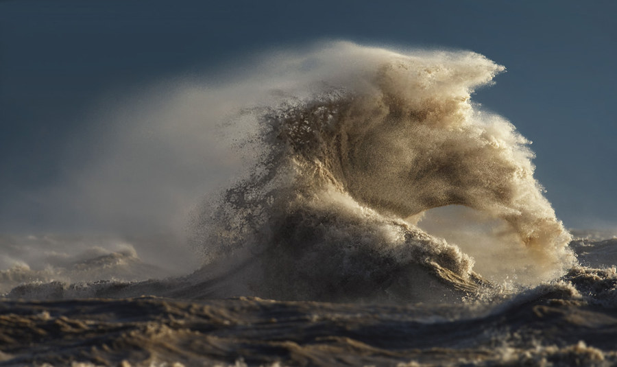 """""""No two waves are ever the same — you either have it or you don't."""""""