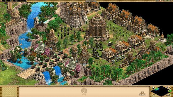 神遊戲《世紀帝國2》發行後17年推出最新資料片「蠻王崛起」,新增4大亞洲文明!