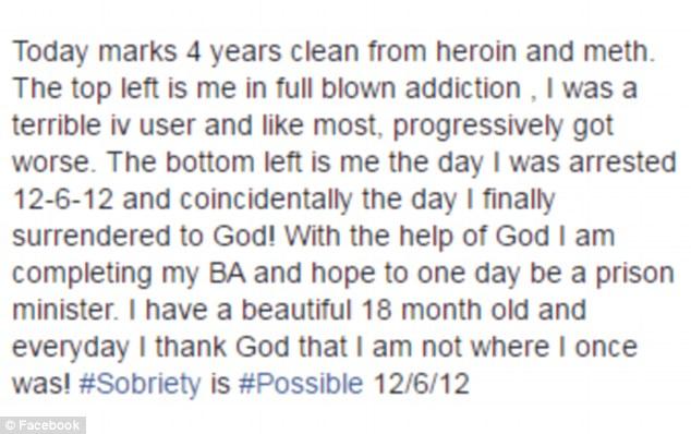 她4年前冰毒重度成癮「面目全非」,爺爺一句話戒毒後變超正「比基尼照超辣」!