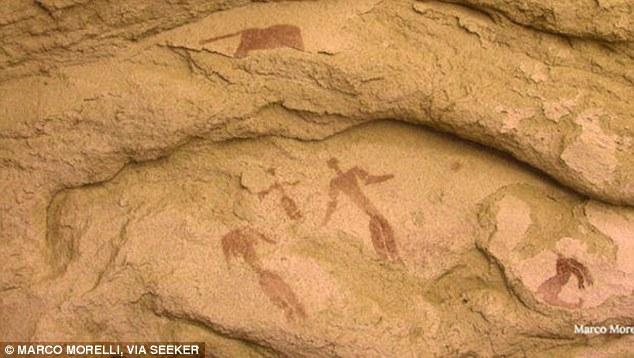西元前3000年就有譜?撒哈拉沙漠神秘壁畫,原來早就透露「耶穌會誕生的秘密」地質學家都傻眼!