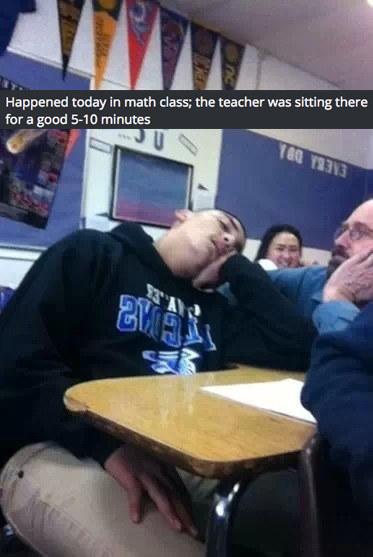21個讓人嫉妒「為何我沒被他教到」的最嗆辣老師 被沒收手機拿回來全變樣