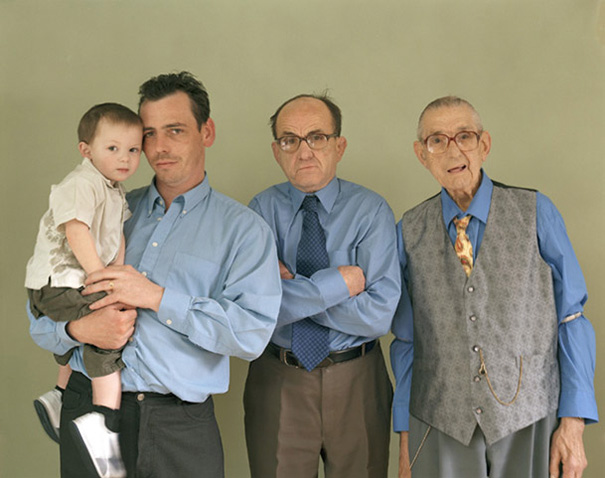 Four Generations In One Photo