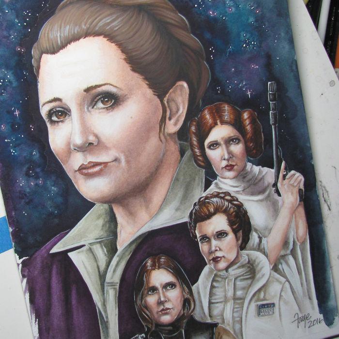 Our Leia