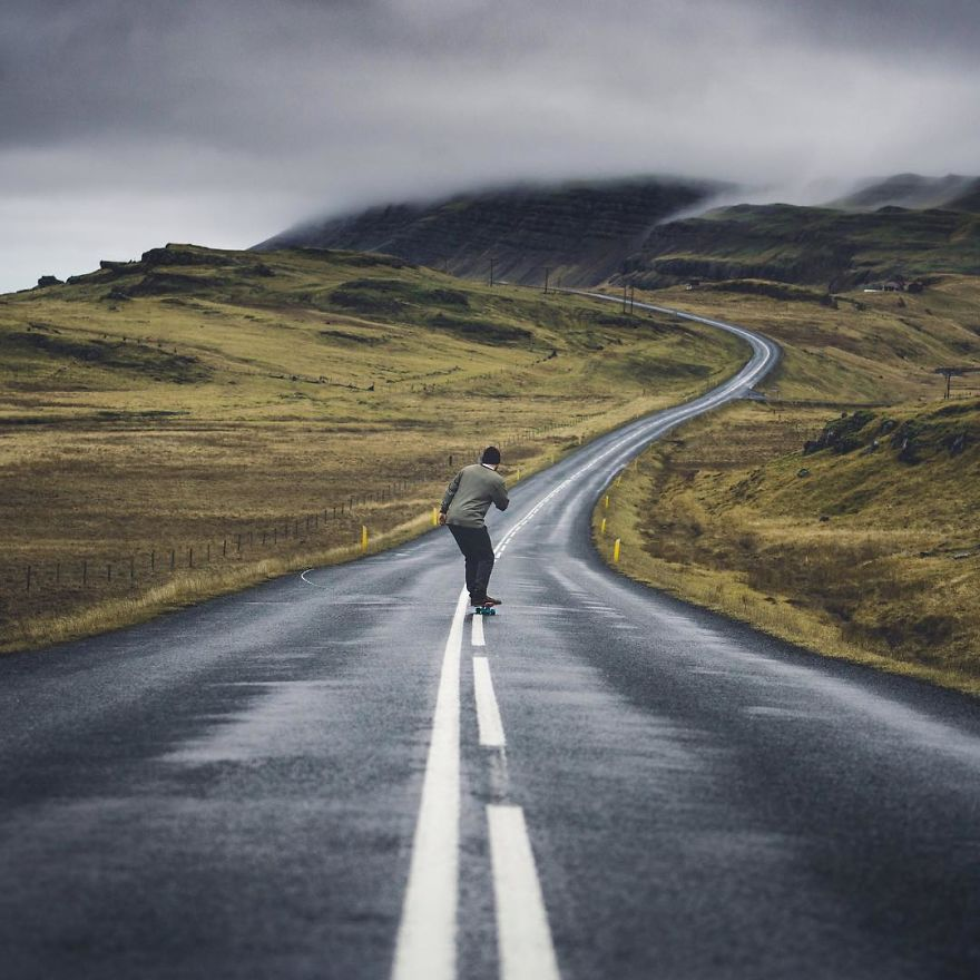 Road Neverending