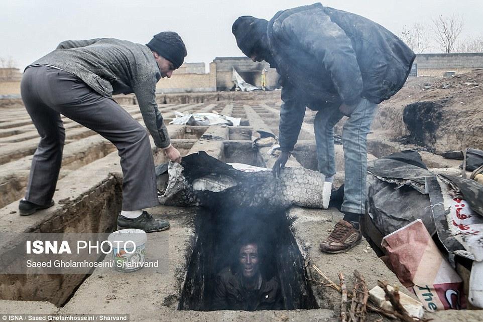 攝影師拍下伊朗遊民「只能睡墳墓」淒涼畫面 金獎導演:我滿心羞愧