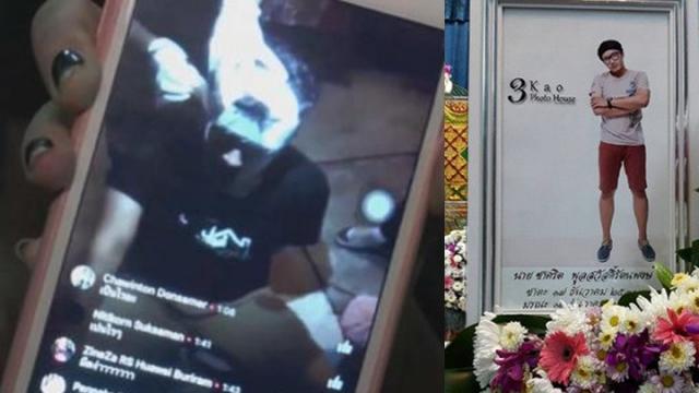 泰國攝影師上廁所時「給太多小費」,遭人酒瓶爆頭傷重死...