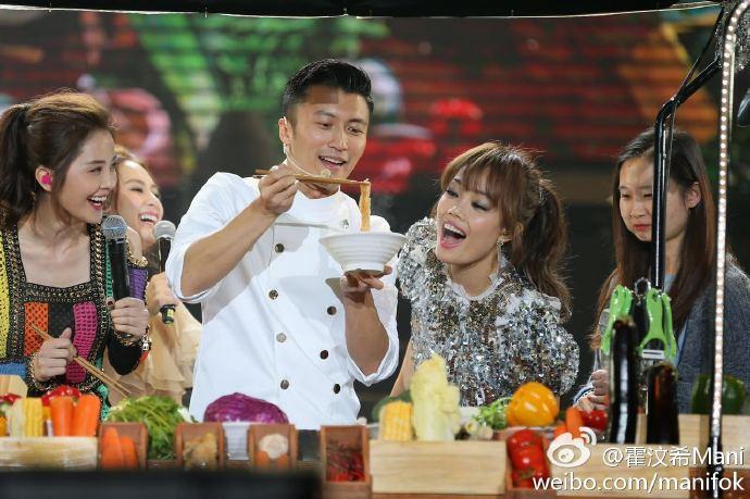 謝霆鋒在演唱會上「台上煮麵」20分鐘讓歌迷差點退票!