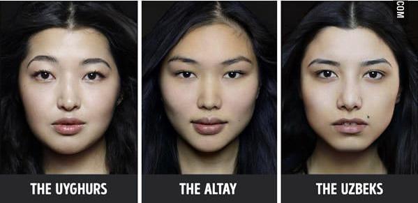 42種世界所有種族美女模樣「證明美麗不只一種」,#6突尼西亞人超性感!