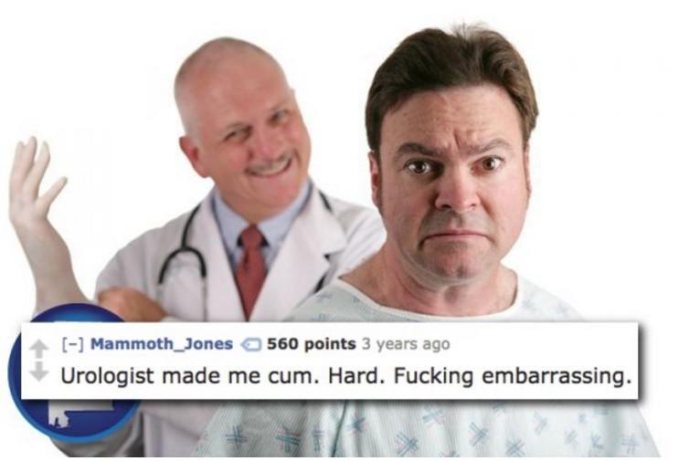 10名網友分享「尷尬到性慾全消」不堪回首愛愛經驗。泌尿科醫生手太巧…