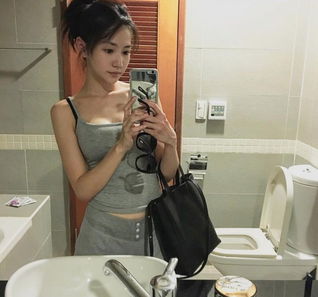 「小郭采潔」被同學出賣,網友肉搜出「爆乳照」網友都戀愛了!