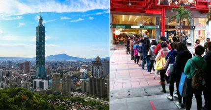 網友問卦「南部人到台北最驚訝的是?」,鄉民搶答:「破房像監獄、東西難吃還要排隊!」